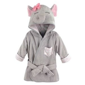 Other - NWT Elephant Hooded Robe